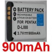 Batterie pour Toshiba Camileo BW10 BW-10 PX1686 PX-1686