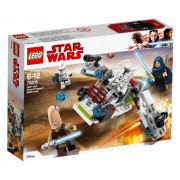 LEGO Star Wars, Pachet de lupta Jedi si Clone Troopers 75206
