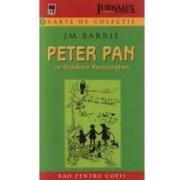 Peter Pan in gradina Kensington - J. M. Barrie