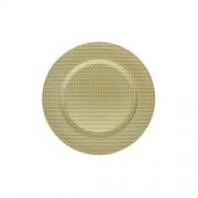 BRANDANI INTRECCIO GOLD 4u1 set podmetača za tanjure