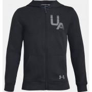 Boys' UA Rival Logo Full-Zip