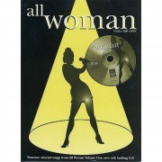 Faber Music All Woman Vol. 1 PVG, Sheet Music and CD