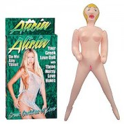 Alicia Inflatable Love Doll