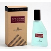 For Gentlemen Pre Electric Shave Atkinson 90ml