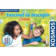 Fascinat sa descopar Chimia Kosmos