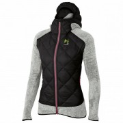 Karpos - Women's Marmarole Jacket - Veste polaire taille M, noir/gris
