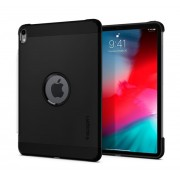 "Spigen SGP Tough Armor Apple iPad Pro 11"" (2018) Black hátlap tok"