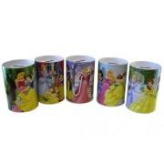 Disney Princess Collection Assorted Design Princess Coin Bank - Disney Prince...