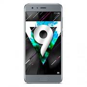 Telefon Mobil Huawei Honor 9, 64GB Flash, 4GB RAM, Dual Sim, 4G, Glacier Grey