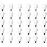 NIPSER 9 Watt Premium Led Bulbs 900 lumens (Pack of 30) with 1 year warranty