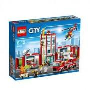 Lego 60110 Brandstation