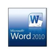 Versión completa multilingüe de Microsoft Word 2010