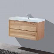 Badkamermeubel Wood Keramiek 800