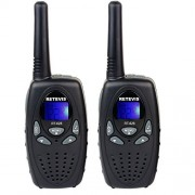 Retevis RT628 Kids Walkie Talkies UHF 462.550- 467.7125MHz VOX 22 Channel Portable FRS/GMRS2 Way Rad