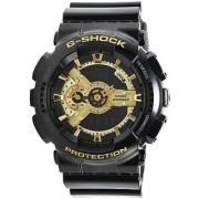 Casio G-Shock Analog-Digital Multi-Color Dial Mens Watch - GA-110GB-1ADR (G339)