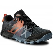 Обувки adidas - Kanadia 8.1 Tr M CP8842 Carbon/Cblack/Orange