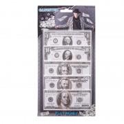 Merkloos Papieren speelgeld dollars 200 biljetten