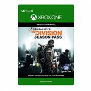 xbox one tom clancy's the division: season pass digital
