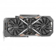 Gigabyte Aorus GeForce GTX 1080 Ti 11G (GV-N108TAORUS-11GD) negro