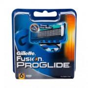 Gillette Fusion Proglide 6 ks pre mužov
