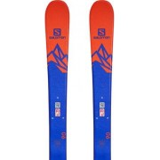 Salomon QST Max Jr XS 18/19 Skis + C5 Fixations (Orange)