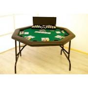 Stół do gry w pokera 8 osóbowy