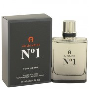 Aigner No 1 Eau De Toilette Spray By Etienne Aigner 3.4 oz Eau De Toilette Spray