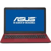 Laptop Asus VivoBook Max X541UA Intel Core Kaby Lake i3-7100U 500GB 4GB HD Endless Rosu Bonus Bundle Intel Core i3