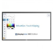 """NEC monitor dotykowy 65"""" NEC E651-T (400cd, 12/7, 10point infrared touch)"""