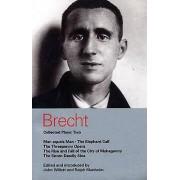 Brecht Collected Plays by Bertolt Brecht & John Willett & Ralph Man...
