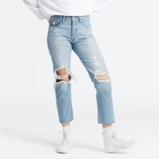 LEVI'S Cropped-Jeans 501®