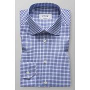ETON Contemporary Fit Hemd blau/weiss, Kariert
