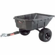 Ohio Steel ATV Trailer - 1,250-Lb. Capacity, 12.5 Cu. Ft., Model 126M02-1016-F1