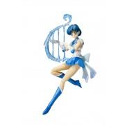Sailor Moon SuperS S.H. Figuarts Action Figure Sailor Mercury (S4) Tamashii Web Exclusive 14 cm