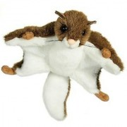 Fiesta Toys Flying Squirrel Plush Stuffed Animal Toy - 9 inch