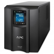 UPS, APC Smart UPS, 1000VA, SmartConnect, Line Interactive (SMC1000IC)