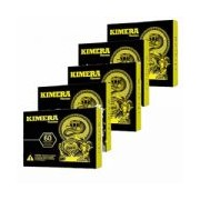 Kit 5 Kimera Thermo - 60 comprimidos - Iridium Labs