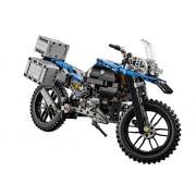 Decool 3369 2 In 1 Motorcycle Biker 1200 GS Adventure Building Bricks Blocks Learning Toys