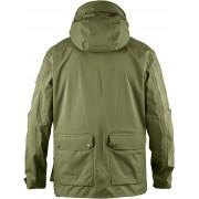FjallRaven Ovik Eco-Shell Jacket - Green - Vestes de Pluie L
