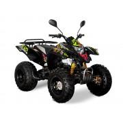 Quad A50XL - MASAI - Noir