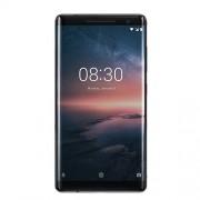 """Smart telefon Nokia 8 Sirocco 5.5""""QHD P-OLED, OC 1.9GHz/6GB/128GB/12&5mpix/4G/Android 8.0"""