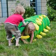 Cort de joaca pentru copii Tunel Hugo Knorrtoys