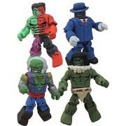 Diamond Select Toys Marvel Minimates: Hulk Through The Ages Box Set