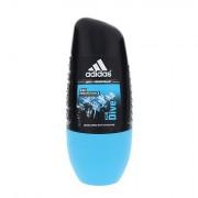 Adidas Ice Dive antiperspirant roll-on bez obsahu hliníku pro muže