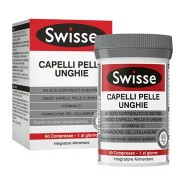 HEALTH AND HAPPINES (H&H) IT. Swisse Capelli Pelle Ung 60cpr