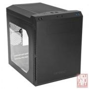 """Antec P50 Window PERFORMANCE ONE SERIES, microATX, mini-ITX 1x5.25"""", 3x3.5"""", 2x2.5"""", USB3.0, 2x120mm"""