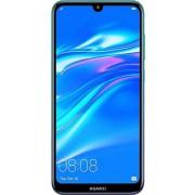 "Telefon Mobil Huawei Y7 Pro 2019, Procesor Qualcomm Snapdragon 450, Octa-Core 1.8 GHz, IPS LCD Capacitive touchscreen 6.26"", 4GB RAM, 64GB Flash, Camera 13+2MP, 4G, Wi-Fi, Dual SIM, Android (Albastru) + Cartela SIM Orange PrePay, 6 euro credit, 6 GB inter"
