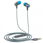 Auriculares Estéreo Intra Ouvido Huawei AM12 Plus - Cinzento / Azul