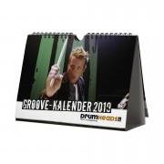 PPVMedien DrumHeads!! Groovekalender 2019 Kalender