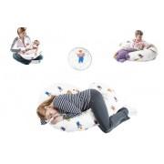 Perna gravide 3in1 cu imprimeu